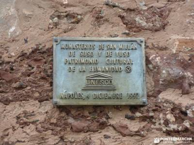 Rioja Alta-Yuso,Suso-Ezcaray-Nájera; bola del mundo navacerrada viaje de fin de semana parque natur